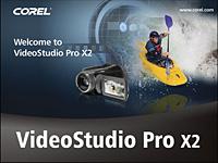 Видеоредактор Corel VideoStudio X2 Pro